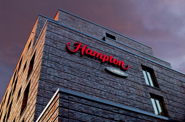 Hotel Hampton By Hilton Berlin City West thumb-2