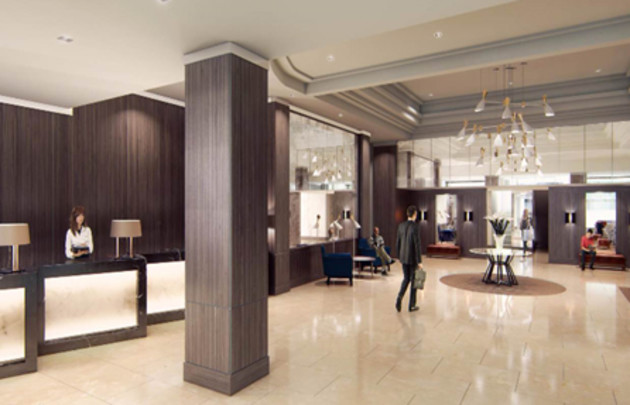 Doubletree Hilton Hotel Glasgow
