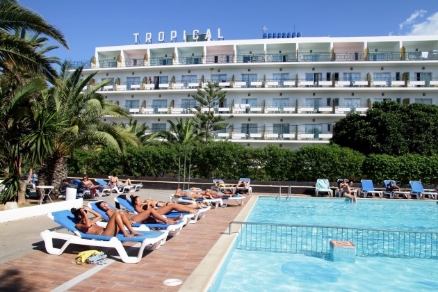 Hotel Tropical San Antonio Ibiza