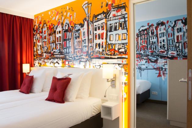 Westcord Art Hotel Amsterdam 3 Star Thumb