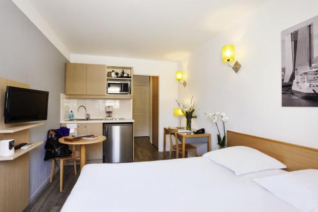 Hotel Aparthotel Adagio Access Marseille Prado Périer thumb-3