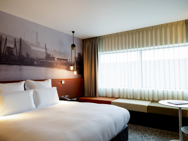 Hotel Rooms Albert Dock