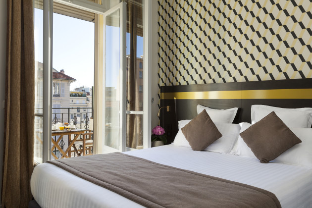 La malmaison nice boutique hotel nice from 144 for Boutique hotel nice