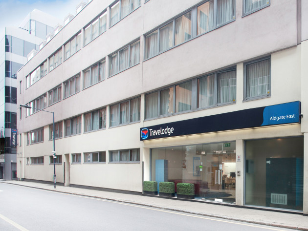 Hotel Travelodge London Central Aldgate East thumb-4