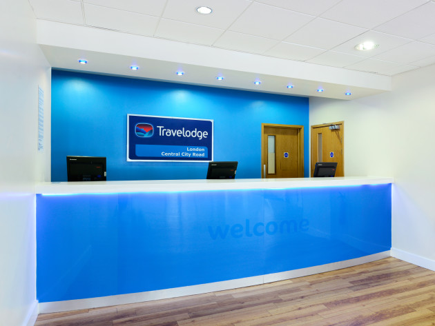 Hotel Travelodge London Central City Road thumb-3