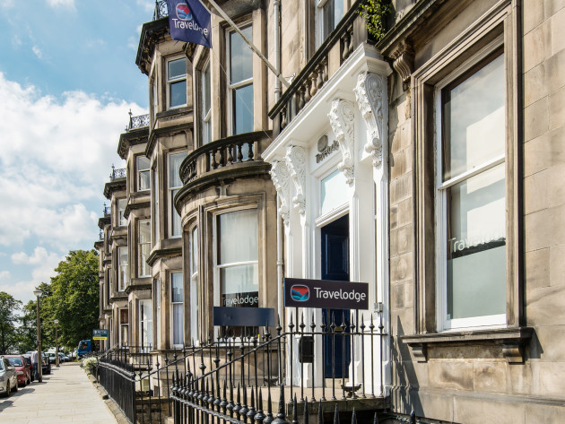 Travelodge Edinburgh Haymarket Hotel 1