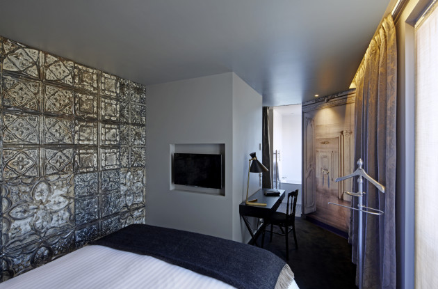 hotel eugene en ville hotel paris from 79. Black Bedroom Furniture Sets. Home Design Ideas