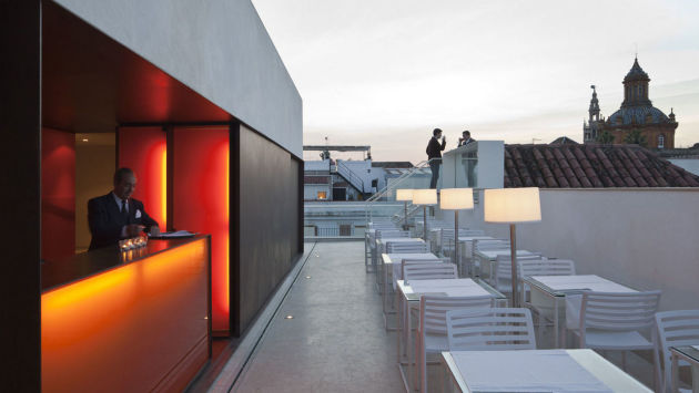Hotel Rey Alfonso X thumb-4