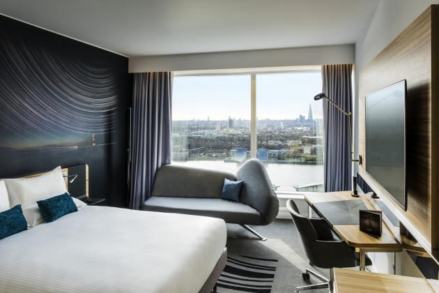Novotel London Canary Wharf Hotel 1
