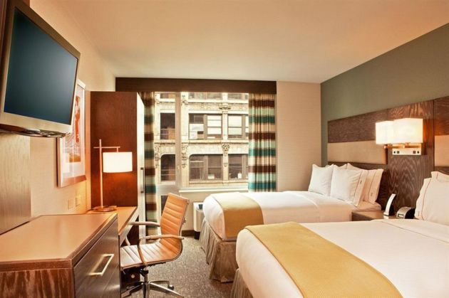 Hotel Holiday Inn Express Manhattan Times Square South thumb-3