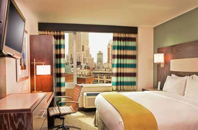 Hotel Holiday Inn Express Manhattan Times Square South 1