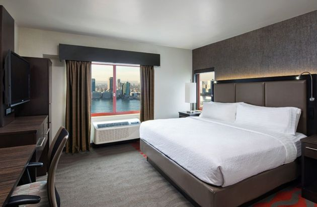 Hotel Holiday Inn Manhattan-financial District 1