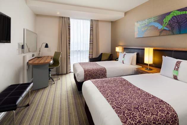 Hotel Holiday Inn London - Stratford City 1