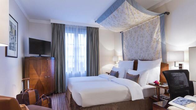 Royal Windsor Hotel Brussels Restaurant