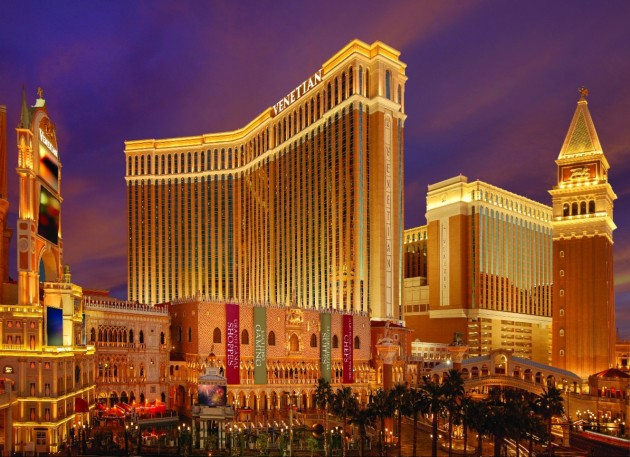 Venetian All Suite Resort Hotel Casino Hotel 1