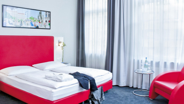 Select Hotel Berlin Checkpoint Charlie Hotel 1