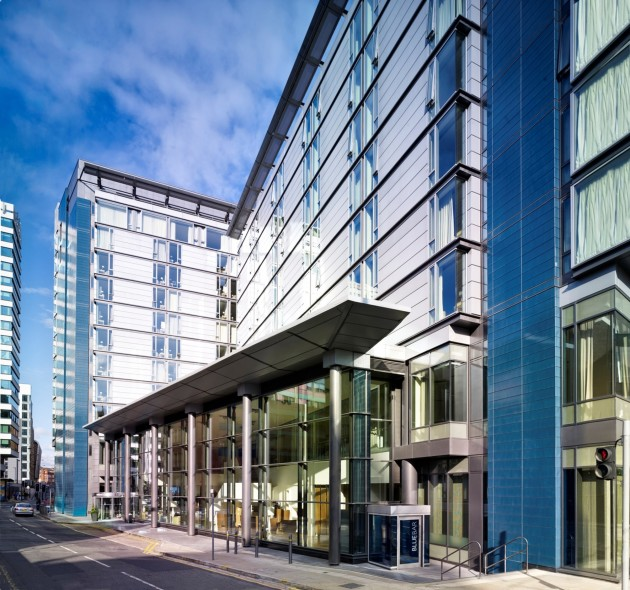 Doubletree By Hilton Hotel Manchester - Piccadilly Hotel 1