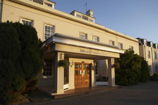 Hotel Hilton Avisford Park, Arundel 1