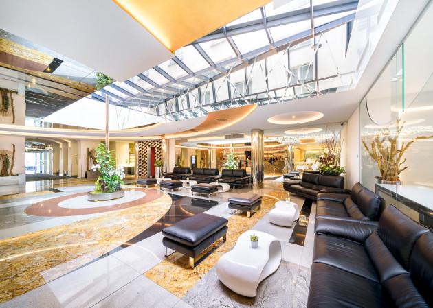 Grandium prague hotel prague from 82 for Design hotel praga