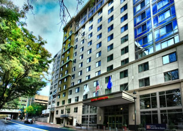 Hilton Garden Inn Washington Dc/bethesda Hotel (Bethesda) from £106 ...