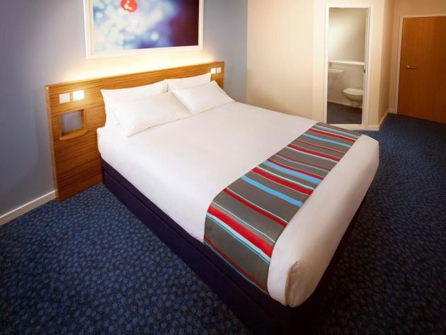 Hotel Travelodge Glasgow Central 1