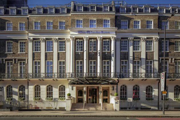 Hilton london euston hotel london from 124 for Find hotels in london
