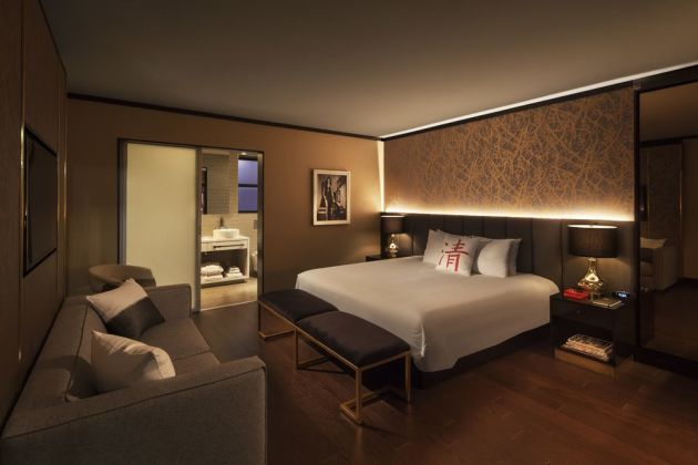 Hotel Cachet Boutique New York 1