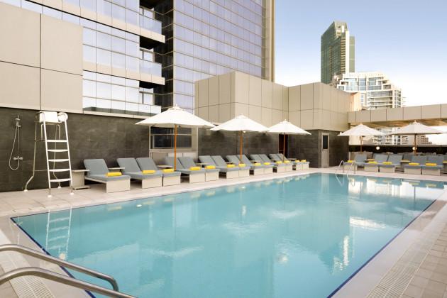 Wyndham Dubai Marina Hotel 1