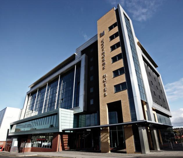 Copthorne Hotel Sheffield Parking