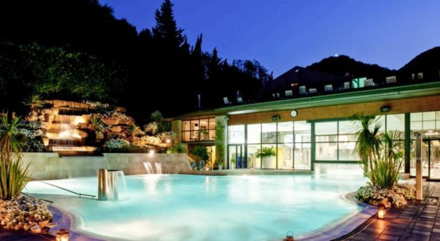 Ròseo Euroterme Wellness Resort Hotel (Bagno di Romagna) from £98 ...