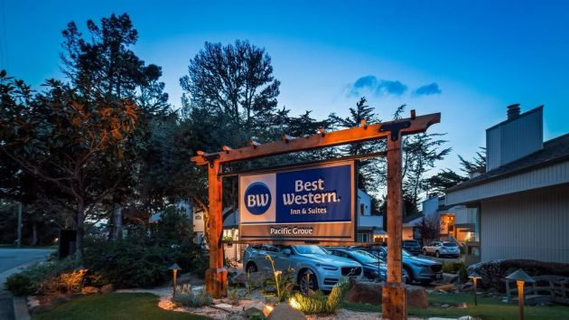 Hotel Best Western The Inn & Suites Pacific Grove 1