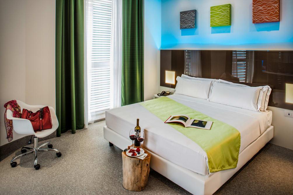 Sevilla - Milán - Hotel Degli Arcimboldi