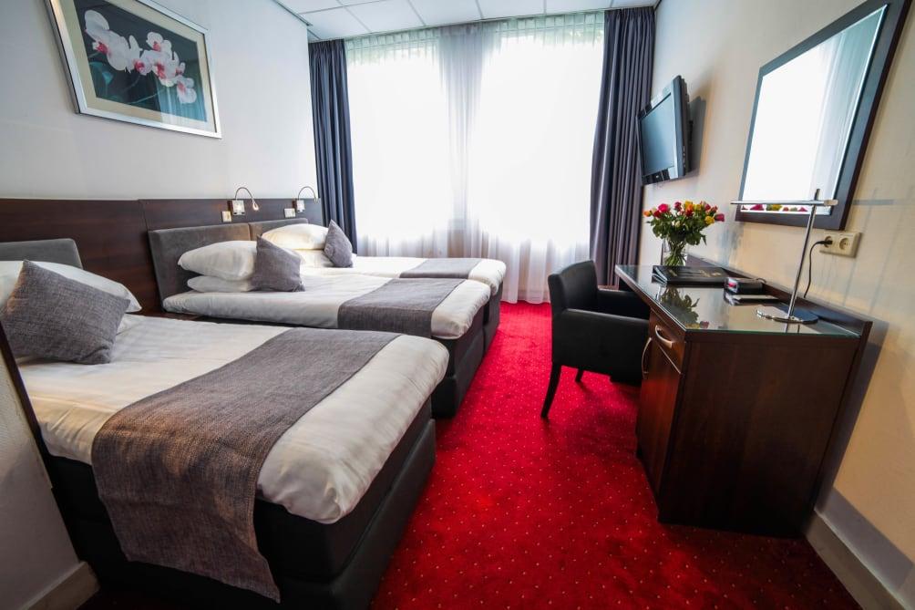 Milano - Amsterdam - Hotel City Garden Amsterdam