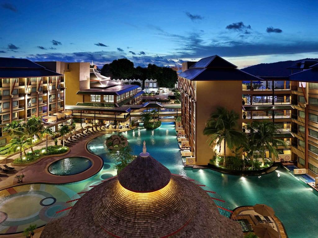 Londra - Novotel Phuket Vintage Park Resort