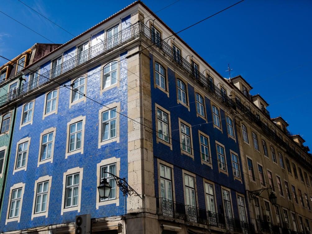 Pisa - Lisbona - The 8 Downtown