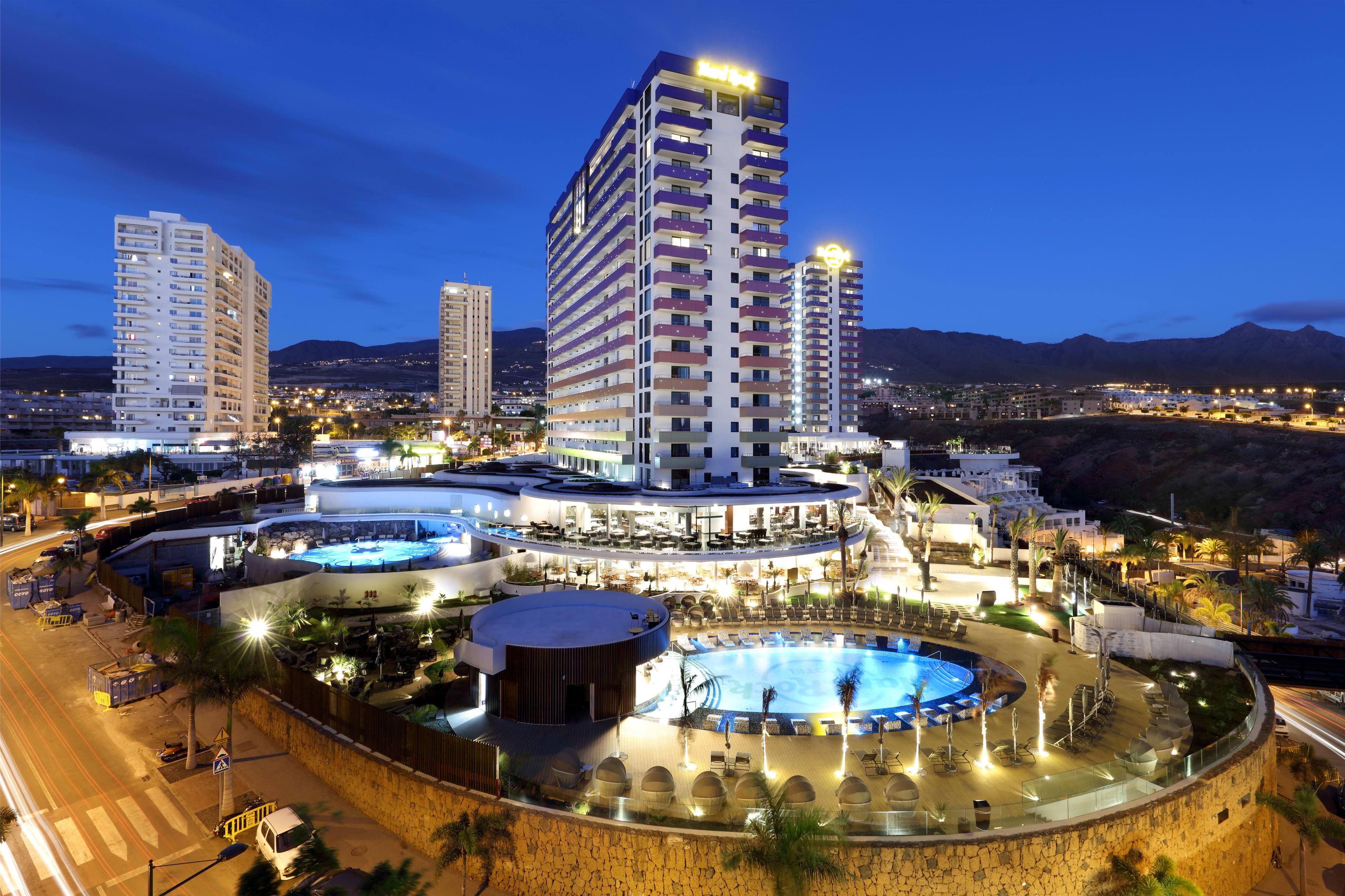 Trieste - Tenerife Sud - Hard Rock Hotel Tenerife