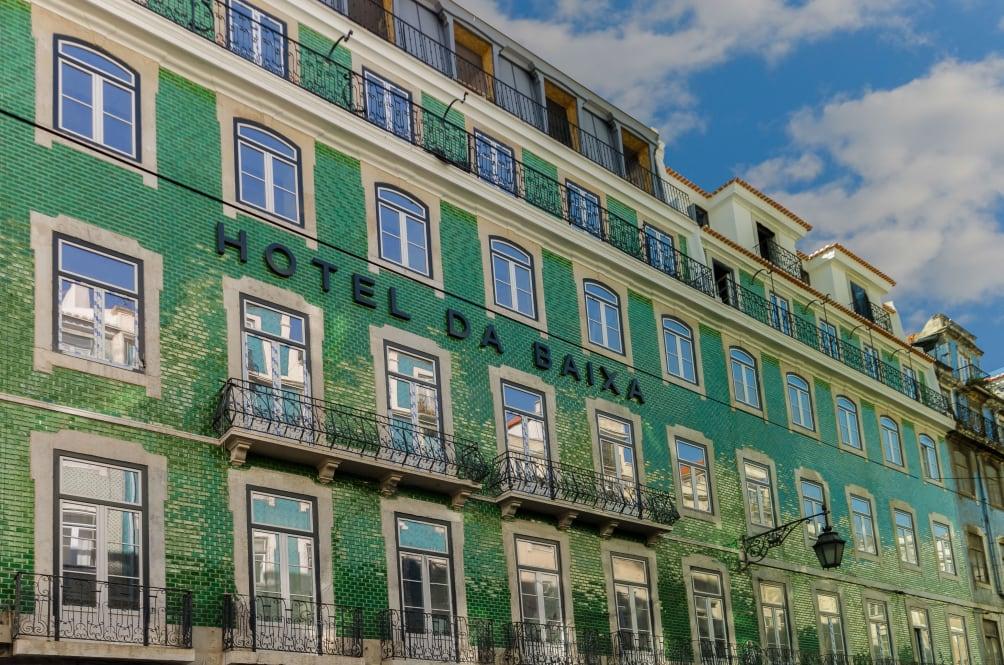 Pisa - Lisbona - Hotel Da Baixa