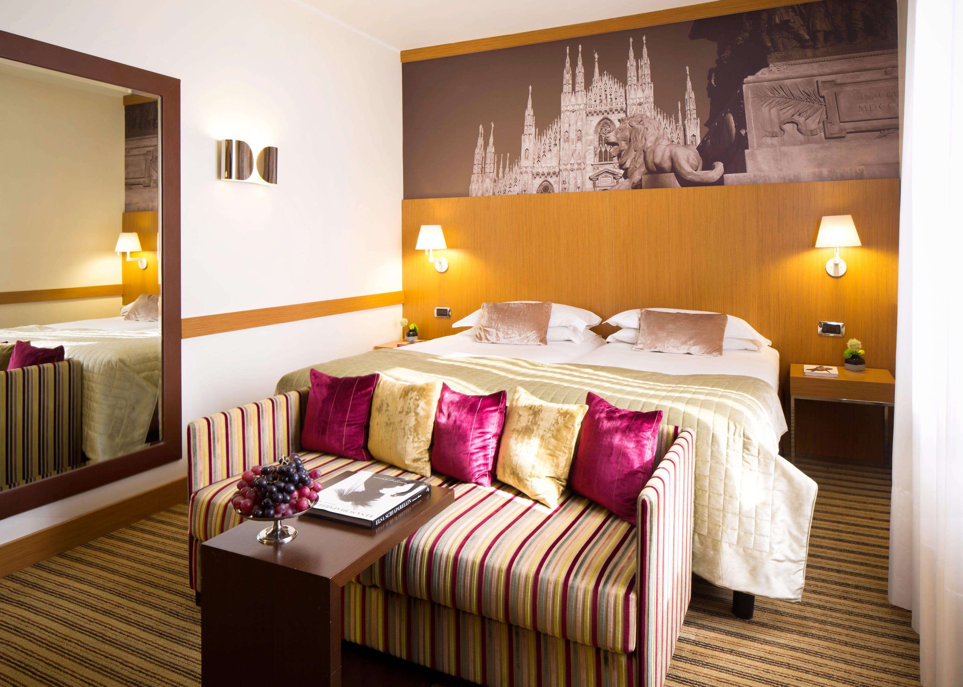 Madrid - Milán - Starhotels Tourist