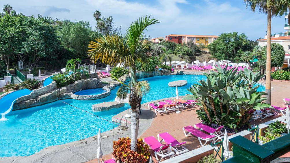 Trieste - Tenerife Sud - Blue Sea Costa Jardin & Spa