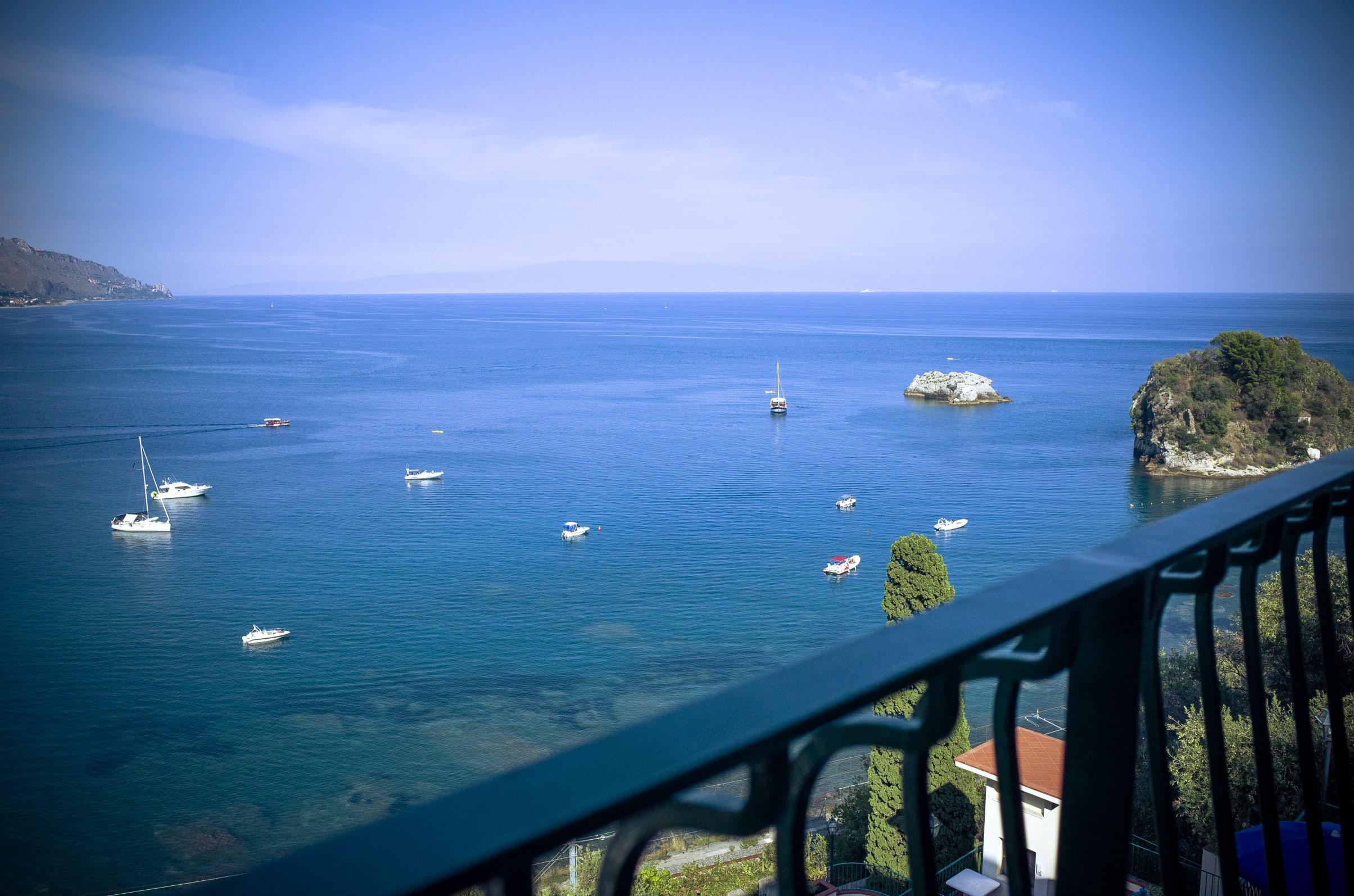 Napoli - Taormina - Hotel Bay Palace