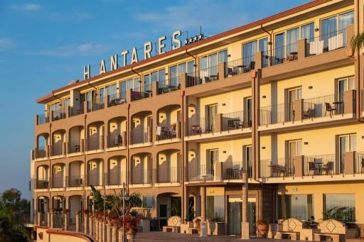 Napoli - Taormina - Hotel Antares