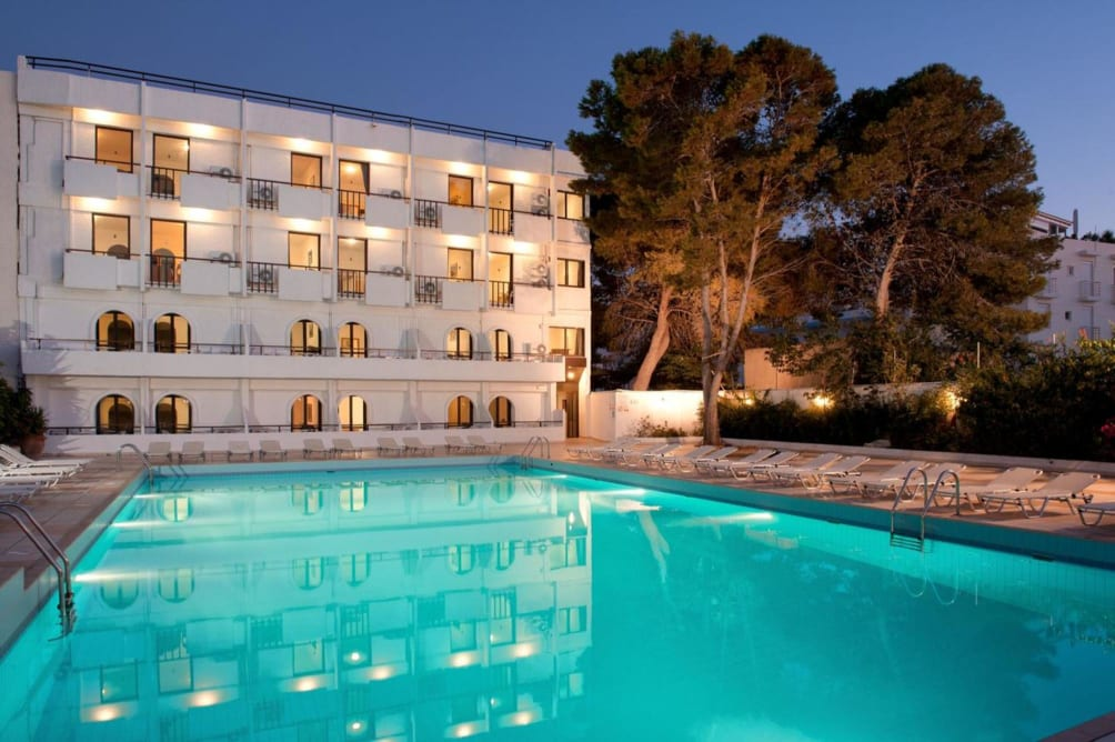 Milano - Heronissos Hotel