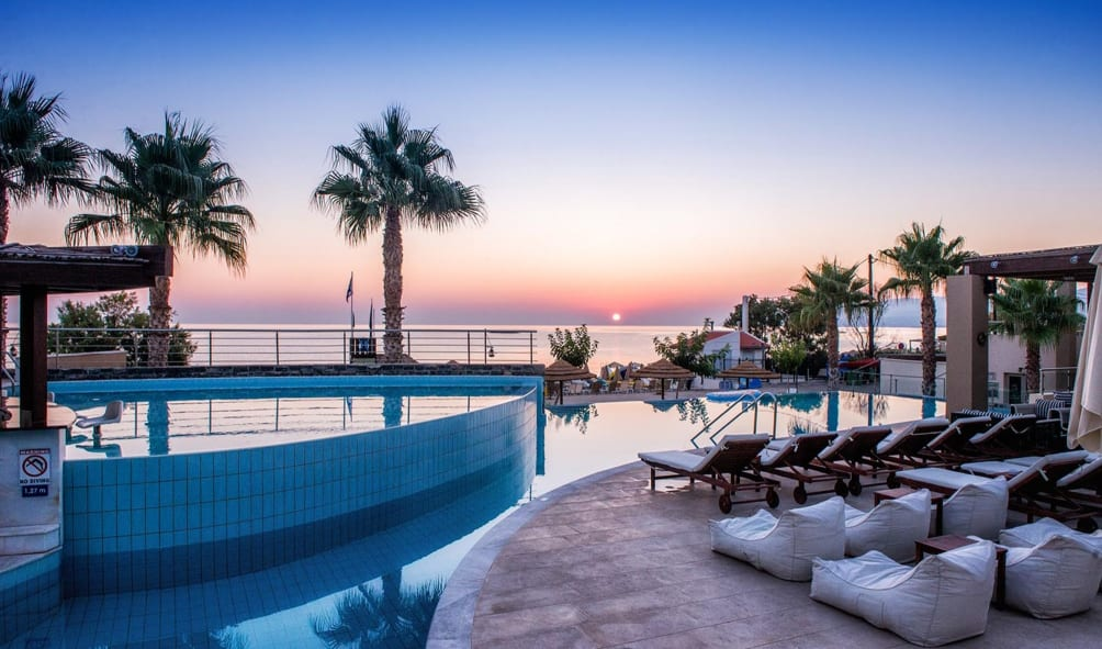Bari - Creta Est -  Heraklion, Rethymno, Agios Nikolaos - Blue Sea Beach Hotel