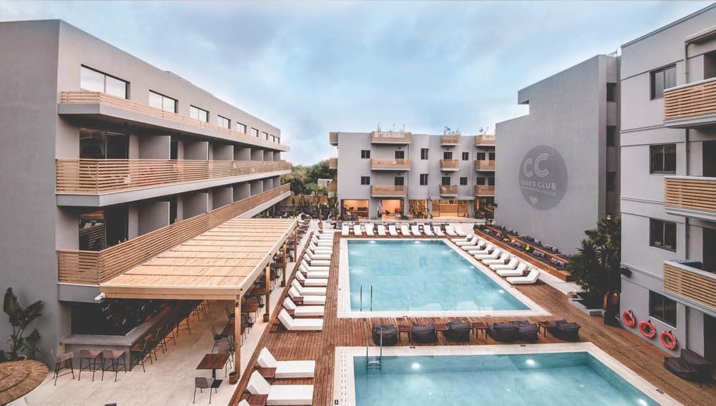 Bari - Creta Est -  Heraklion, Rethymno, Agios Nikolaos - The Z Club – New Generation Hotel- Adults Only