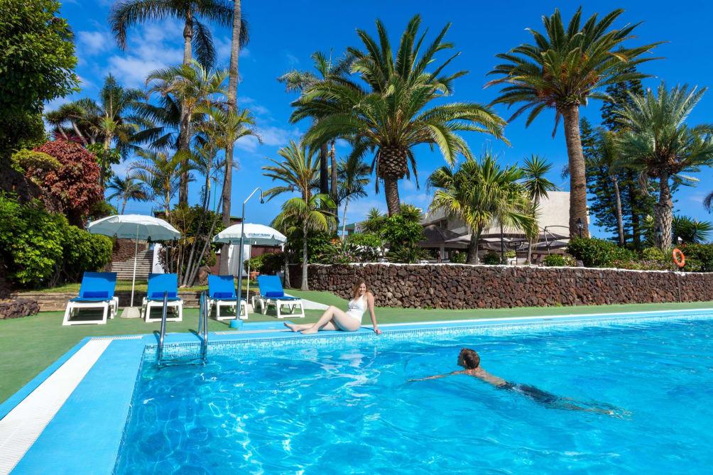 Trieste - Tenerife Sud - Best Semiramis Hotel