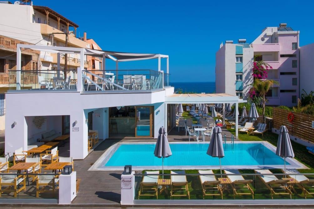 Bari - Creta Est -  Heraklion, Rethymno, Agios Nikolaos - Harma Boutique Hotel