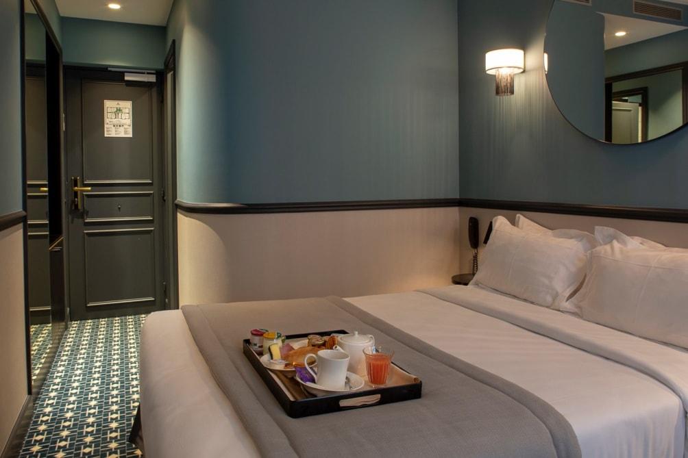 Alicante - París - Hotel Lenox Montparnasse