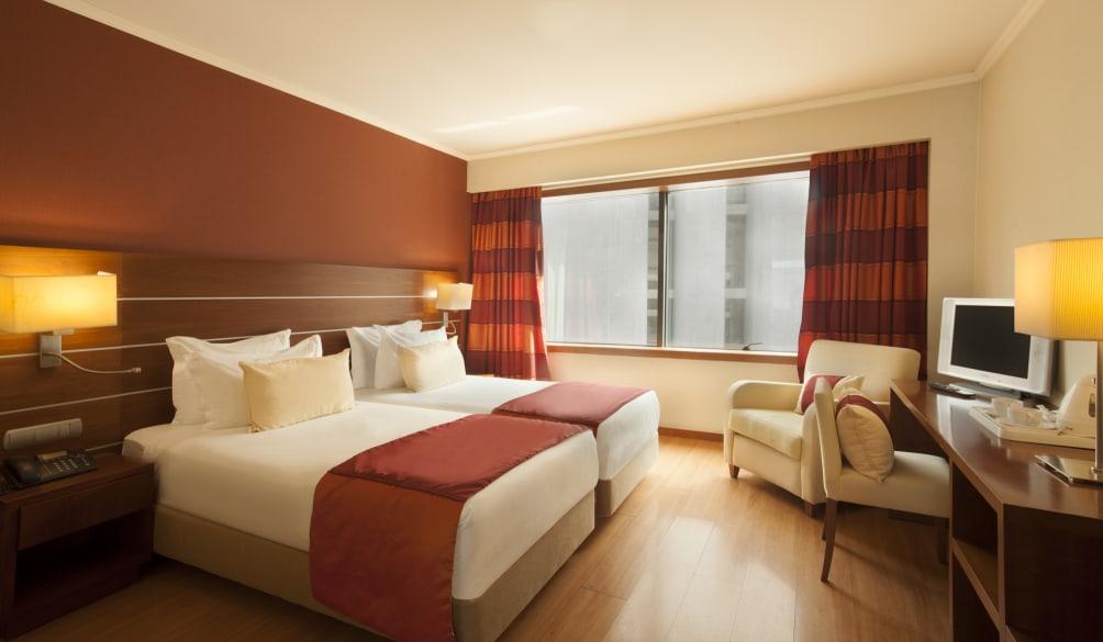 Madrid - Lisboa - Turim Europa Hotel