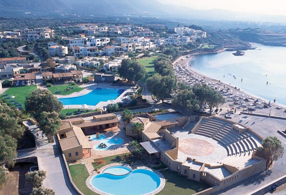 Bari - Creta Est -  Heraklion, Rethymno, Agios Nikolaos - Kalimera Kriti Hotel & Village Resort