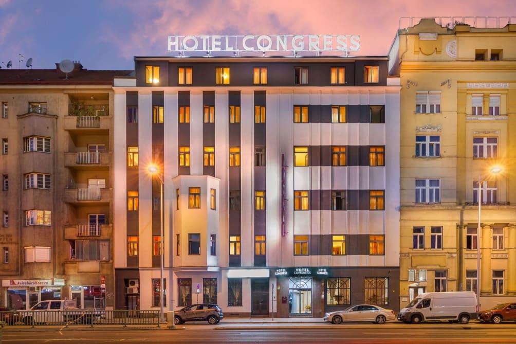 Roma - Vienna - Novum Hotel Congress Wien